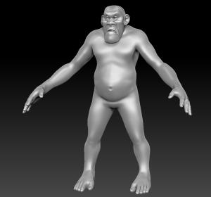 BananaMoon-WereApe-ChimpBase