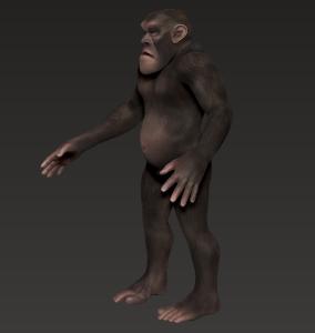 BananaMoon-WereApe-ChimpBasePaintSide